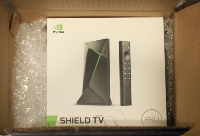 Андроид ТВ приставка NVIDIA Shield TV Pro