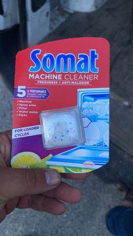 Таблетки для посудомоцки Somat