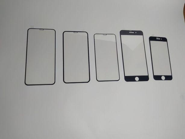 Защитные стёкла высшего качества на Iphone
