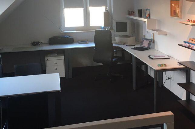 Komplet mebli biurowych Mebelux