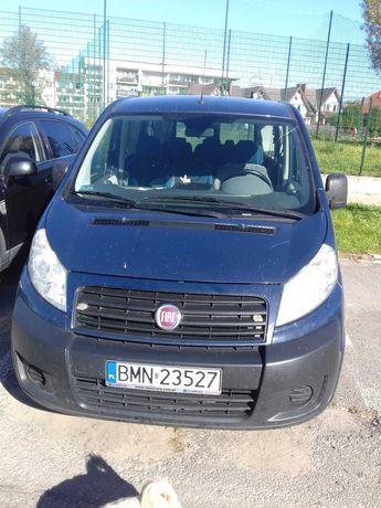 Fiat scudo 9 osobowy