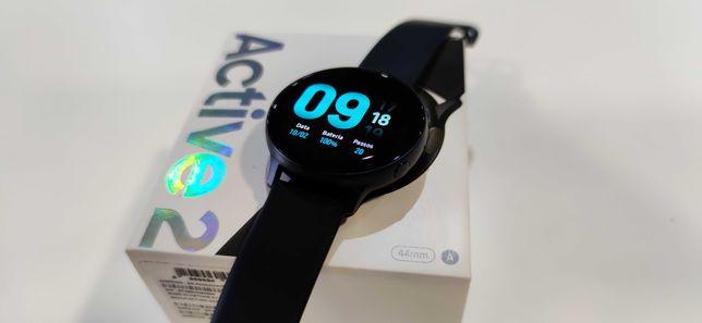 Samsung Galaxy Watch Active 2 44mm Preto