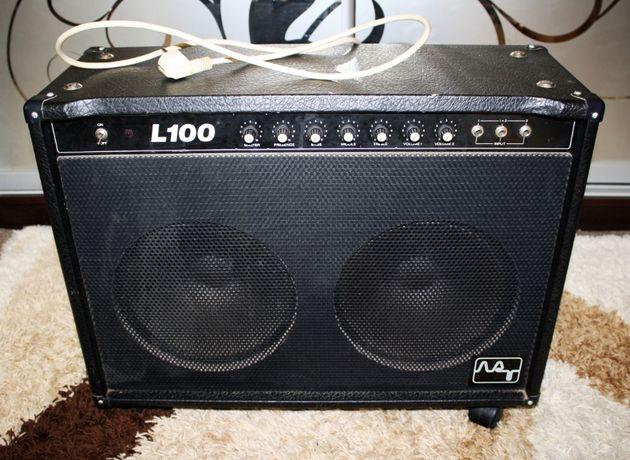 Комбоусилитель для гитары и др. - L100 (Болгария ).