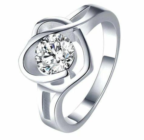 Серебряные кольца (4 варианта) 925 проба
