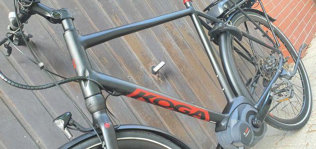Rower elektryczny Koga E-lement. Bosch Performance. 63cm.