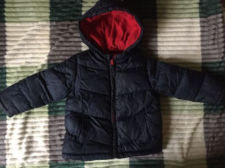 Куртка еврозима для мальчика. 2-3 года