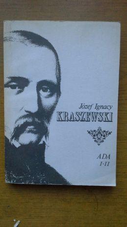 Ada - Tom I-II - Józef Ignacy Kraszewski