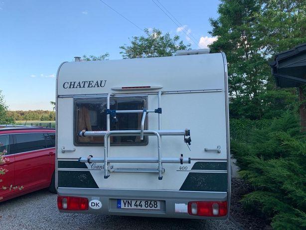Hobby  CHATEAU CANTARA 400  wc ogrzewanie namiot 1250kg całkowita