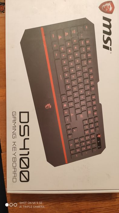 Клавиатура MSI DS4100 Днепр - изображение 1