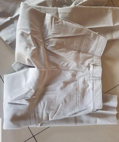 Spodnie eleganckie, garniturowe chłopiec 140 cm