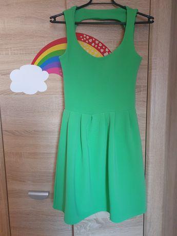 Letnia sukienka..