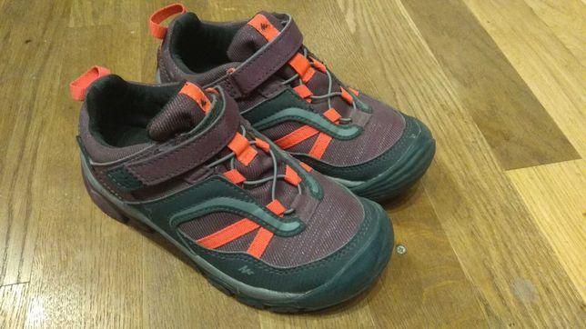 Buty dziewczęce Ouechua r. 30 prawie nowe
