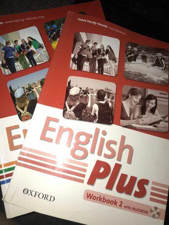English Plus 2 Student's Book+Workbook