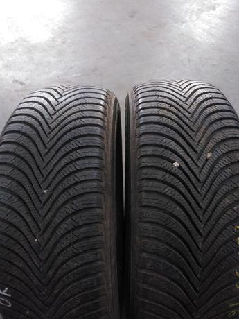 Opony zimowe 225/55R16 Michelin 7mm