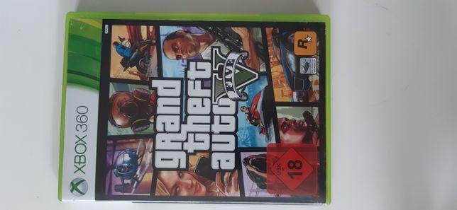 GTA V,  na Xbox 360 GTA 5
