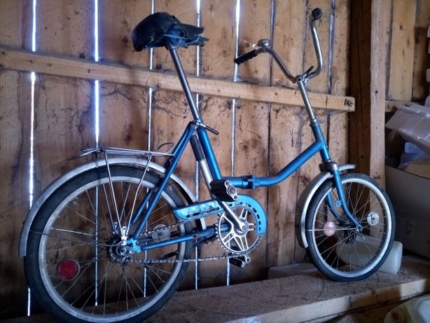 Велосипед Кама (Аист) складний
