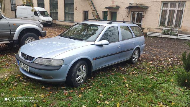 Опель Вектра Б универсал, Opel Vectra B