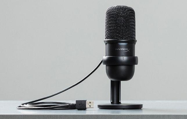 Microfone Hyper x Solocast