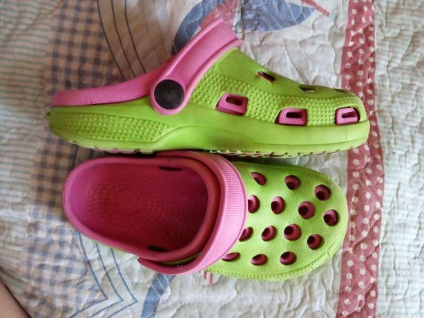 Тапочки Crocs (25-27, 30-31)