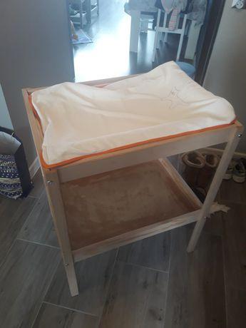 Przewijak drewniany Ikea