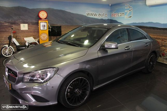 Mercedes-Benz CLA 220 CDi Aut.109g