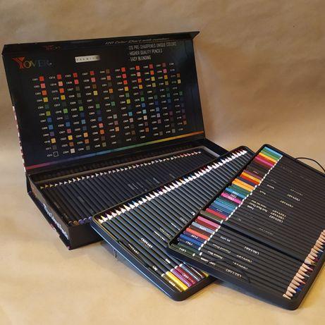 Цветные карандаши 120 цветов, оптом и в розницу, хит продаж