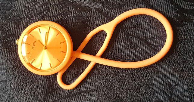 Lexon Take Time Quartz pomarańczowy desingerski, sprzedam zamienię