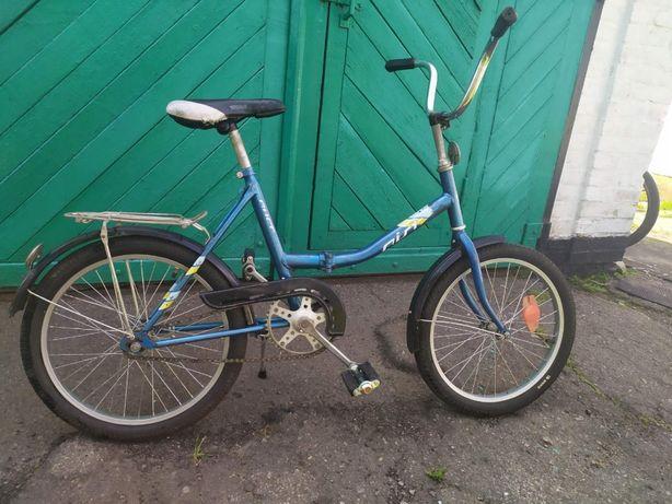 "Велосипед ""Аист"", белорусского производства"