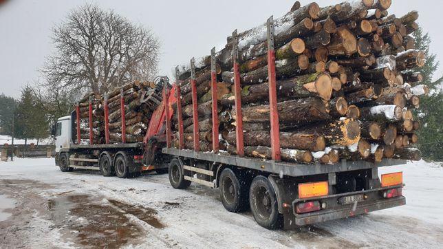 Drewno opałowe(tanio)