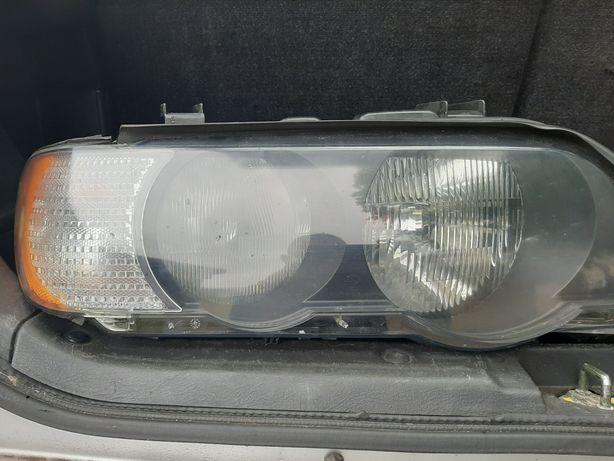 Lampy bmw x5 e53 h7