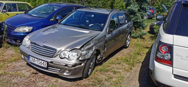 Mercedes Benz C W203