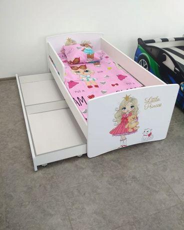 Детская кровать/дитяче ліжко!Доставка!