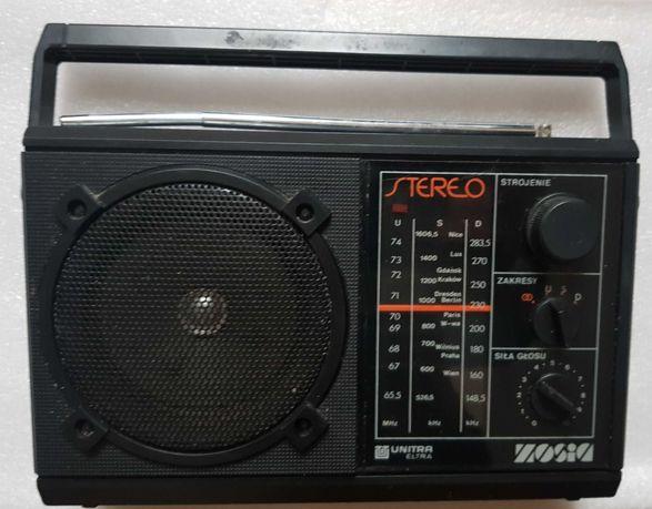 Radio Unitra Eltra R614 Zosia Stereo