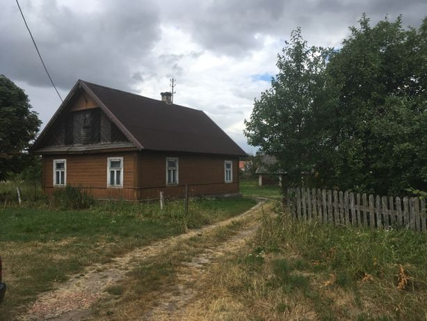 Siedlisko + 2 ha ziemi - Podlasie