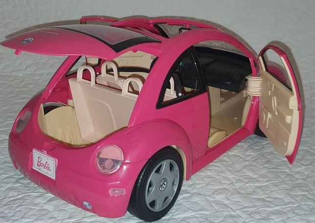 Samochód Barbie Volkswagen New Beetle  Vw Garbus