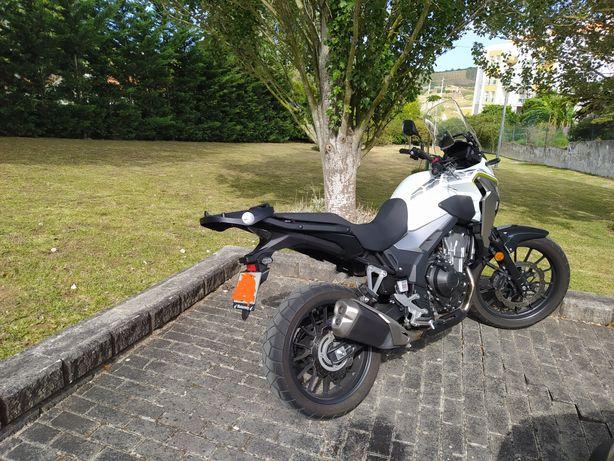 Mota HONDA  CBX 500