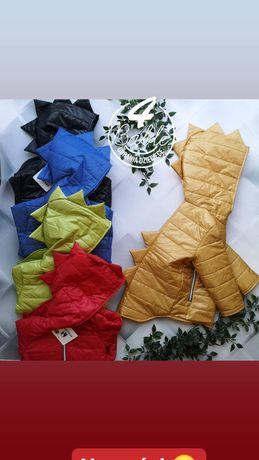 Kurtka jesienna Dino 5 kolorów 92,98, 104,110, 116,122 ,128,134 ,140
