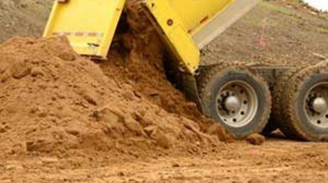 WYWÓZ ziemi Wywóz gruzu Wywóz piachu Wywóz gliny Wywóz urobku