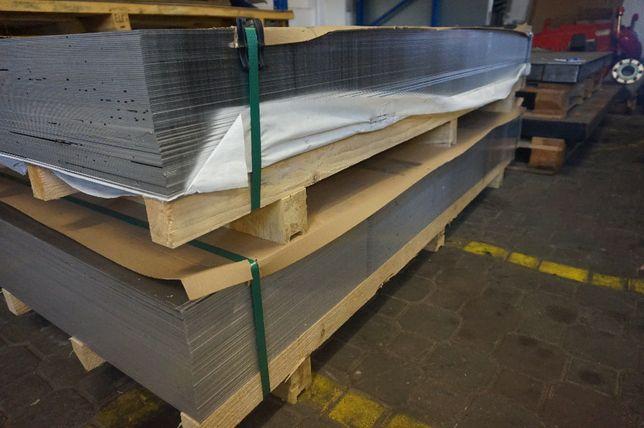 Blacha aluminiowa, aluminium, obróbki 2,0mm x 1000x2000 BYTOM
