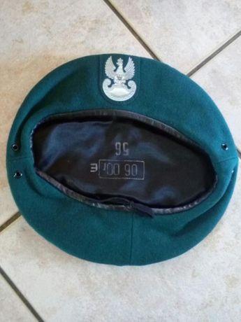 Beret wojskowy ( wojsk lądowych) NOWY