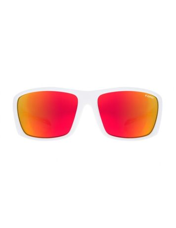 Okulary OPC SPORT EVEREST white red Revo Polaryzacja