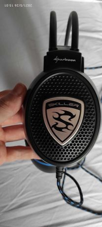 Słuchawki Skiller SGH1 i Myszka Krypton 510
