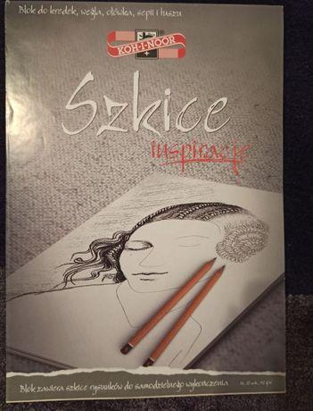 Szkice i inspiracje Koh-i-noor