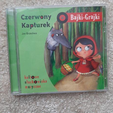 Czerwony Kapturek - Gajki Grajki - słuchowisko na CD