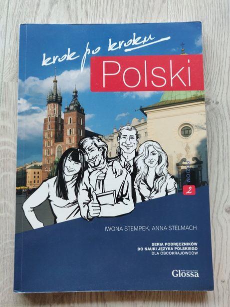 Książka krok po kroku z Polski