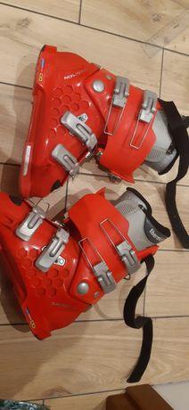 Buty narciarskie juniorskie Salomon thermic fit r.38 dl wkladki 24 cm