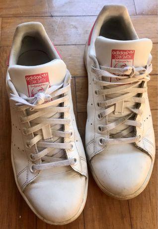 Ténis Adidas Stan Smith Originals Rosa
