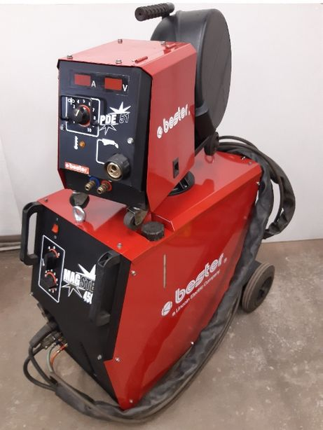 spawarka migomat bester lincoln magster 450w