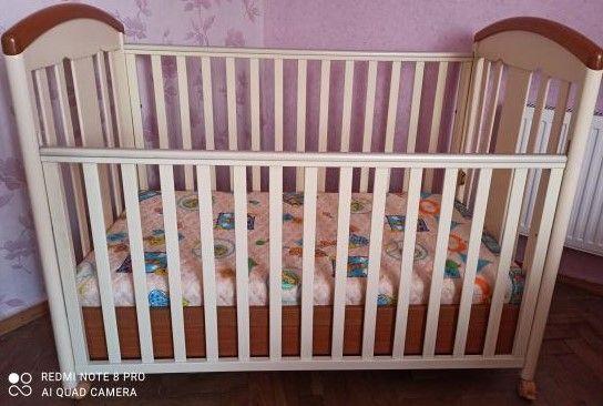Дитяче ліжечко (кроватка) Mibb