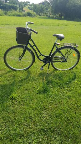 Rower duński damski miejski